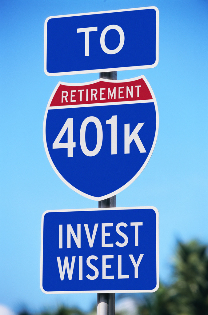 401k can be wealth builder;  start early, retire early
